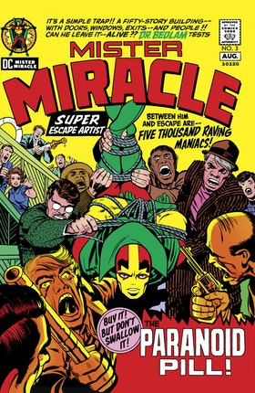 Mister Miracle (1971-) #3