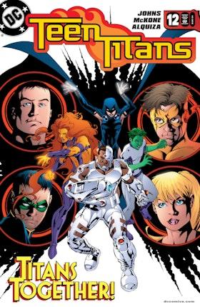 Teen Titans (2003-) #12