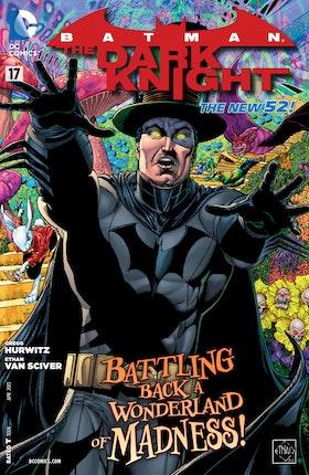 Batman: The Dark Knight (2011-) #17