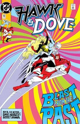 Hawk & Dove (1989-) #13