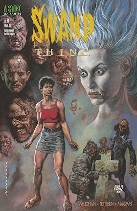 Swamp Thing (2000-) #11