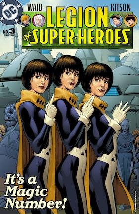 Legion of Super Heroes (2004-) #3