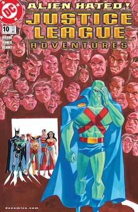 Justice League Adventures #10