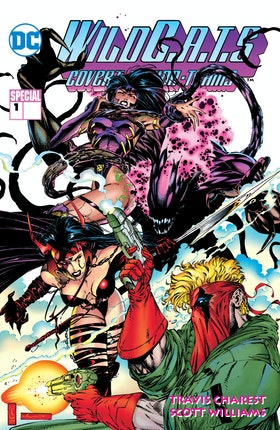 WildC.A.T.S Special #1