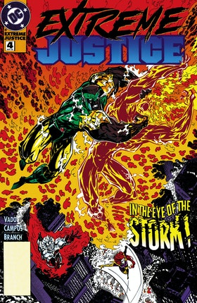 Extreme Justice #4