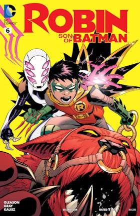 Robin: Son of Batman #6