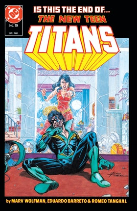 The New Teen Titans #19