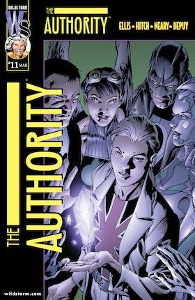 The Authority (1999-) #11