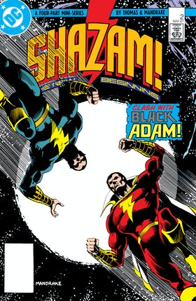 Shazam! The New Beginning #2
