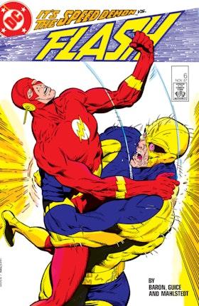 The Flash (1987-2008) #6
