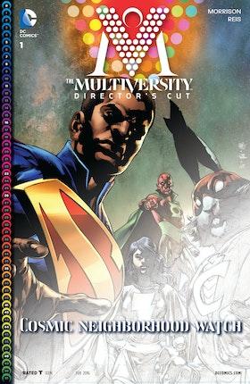 The Multiversity #1 & 2 Director's Cut #1
