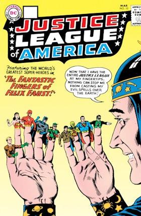 Justice League of America (1960-) #10