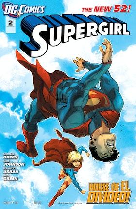 Supergirl (2011-) #2