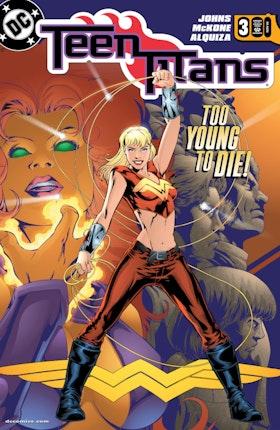 Teen Titans (2003-) #3