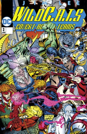 WildC.A.Ts: Covert Action Teams #3