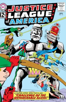 Justice League of America (1960-) #15