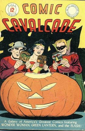 Comic Cavalcade #12