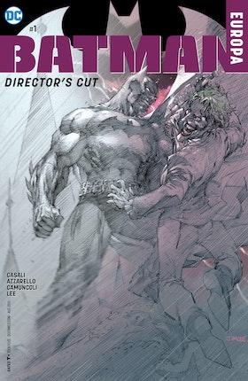 Batman: Europa Director's Cut #1