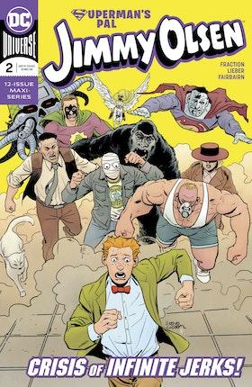 Superman's Pal Jimmy Olsen (2019-2020) #2