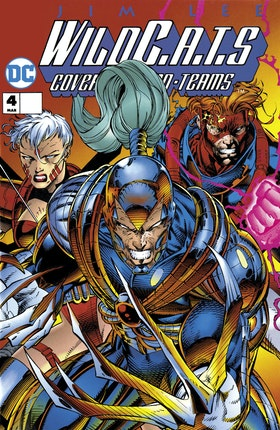 WildC.A.Ts: Covert Action Teams #4