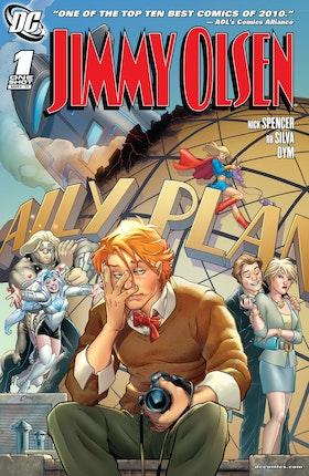 Jimmy Olsen (2011-) #1