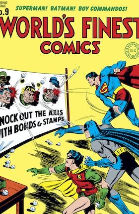 World's Finest Comics (1941-) #9