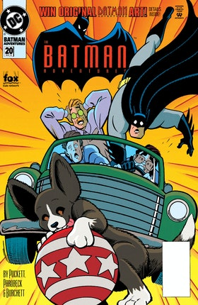 The Batman Adventures #20