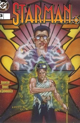 Starman (1994-) #3