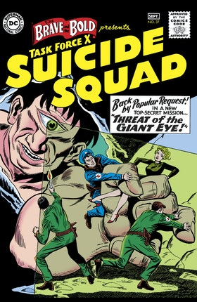 The Brave and the Bold (1955-) #37