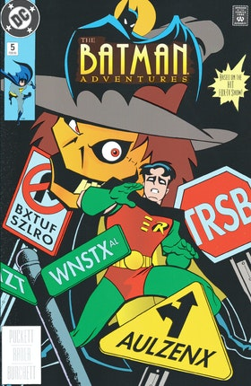 The Batman Adventures #5