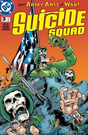 Suicide Squad (2001-) #3