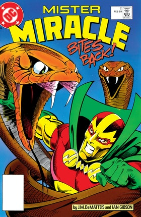 Mister Miracle (1988-) #2
