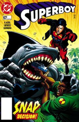 Superboy (1993-) #67