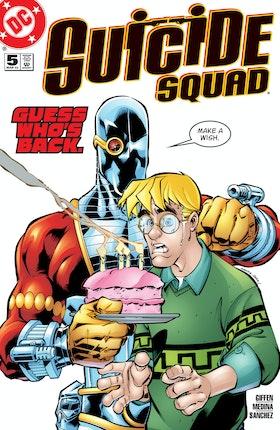 Suicide Squad (2001-) #5