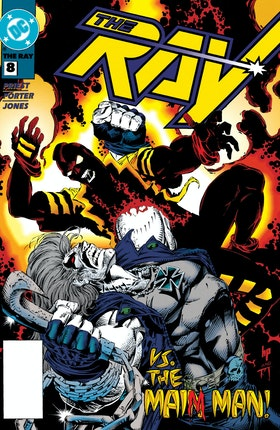 The Ray (1994-) #8