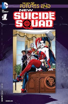 New Suicide Squad: Futures End #1