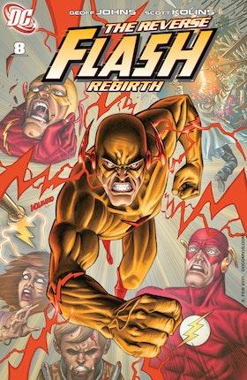 Flash (2010-) #8