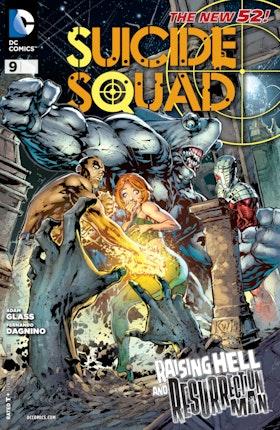 Suicide Squad (2011-) #9