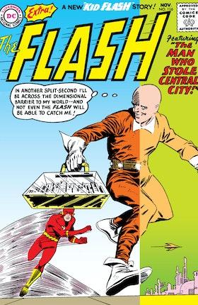 The Flash (1959-) #116