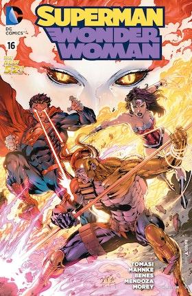 Superman/Wonder Woman #16
