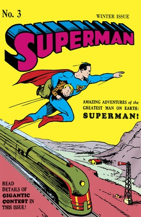 Superman (1939-1986) #3