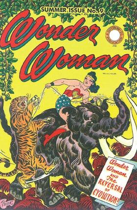 Wonder Woman (1942-) #9