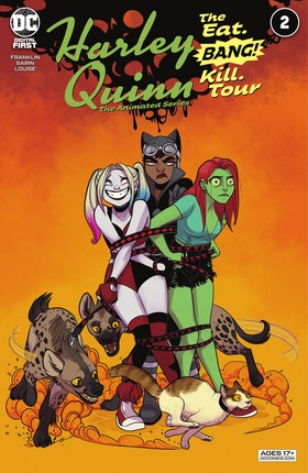 Harley Quinn: The Animated Series: The Eat. Bang! Kill. Tour #2