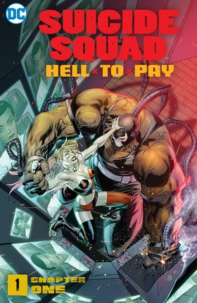 Suicide Squad: Hell to Pay #1