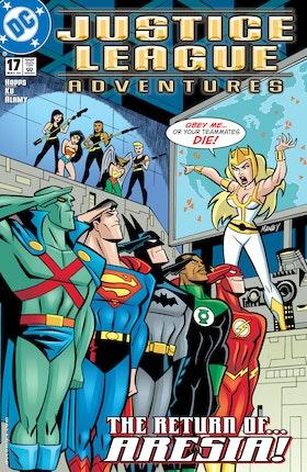 Justice League Adventures #17