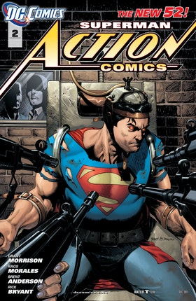 Action Comics (2011-) #2