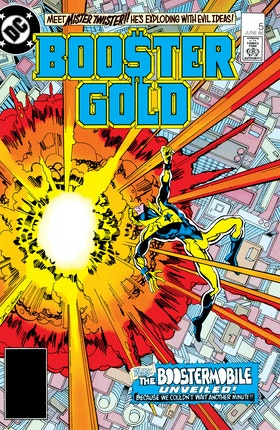 Booster Gold (1985-) #5