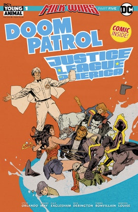 Doom Patrol/JLA Special #1