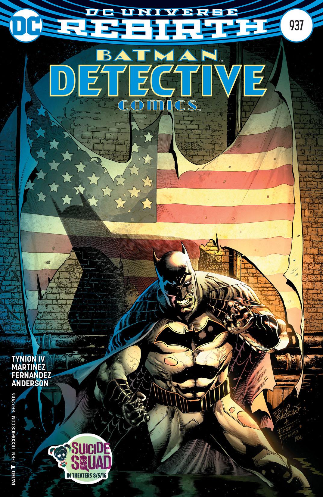 Detective Comics #938   NEW!!!