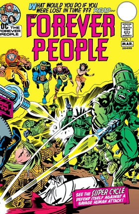 The Forever People #7